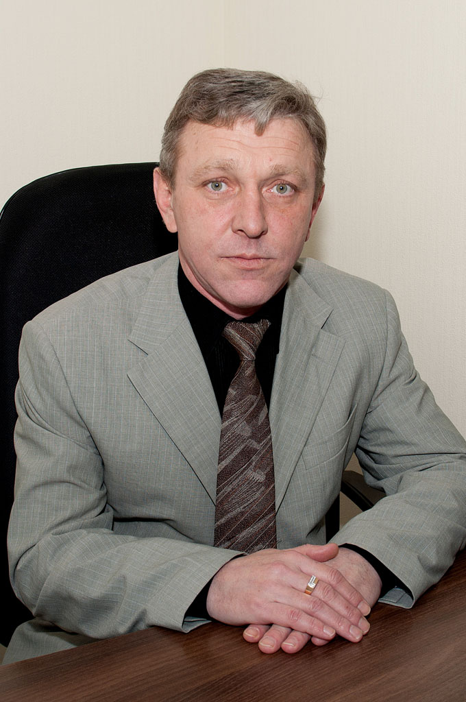 Заместитель начальника отдела физической охраны - Чуркин Сергей
