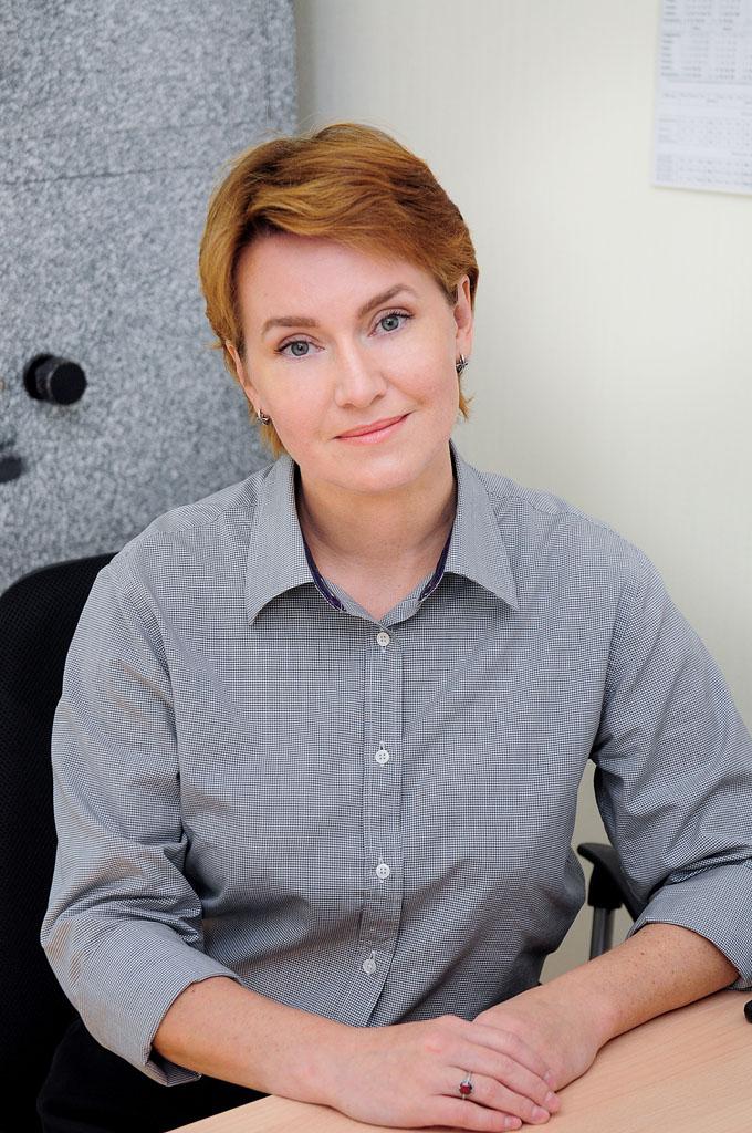 Коммерческий директор - Ситнова Евгения