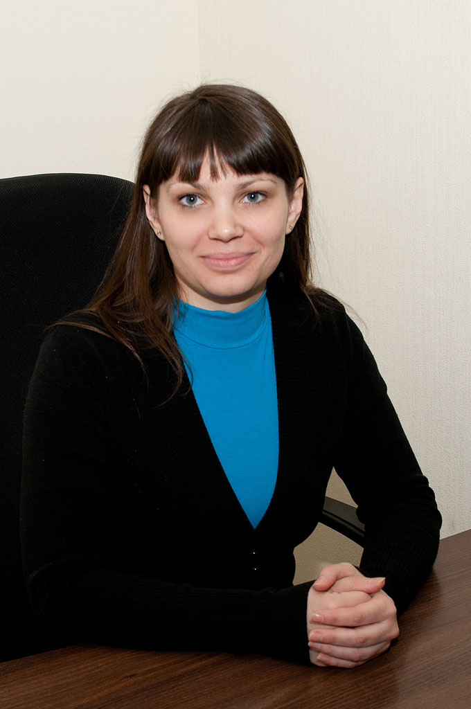 Начальник отдела по работе с клиентами - Тихонова Ирина