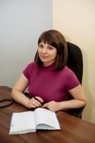 Руководитель отдела по работе с клиентами - Тихонова Ирина