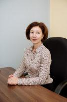 Руководитель отдела кадров  - Андреева Ирина